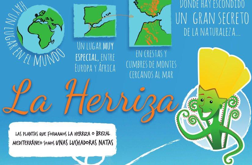 Herriza o brezal Mediterráneo